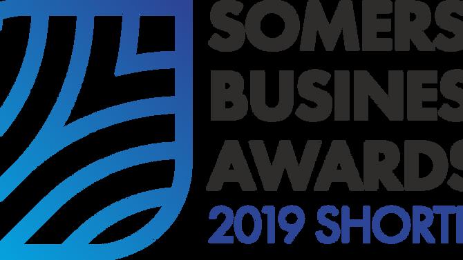 Shortlisted for Somerset Business Awards 2019