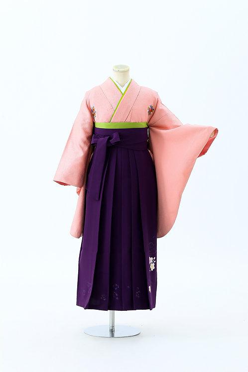 華文と桜刺繍 SH-07