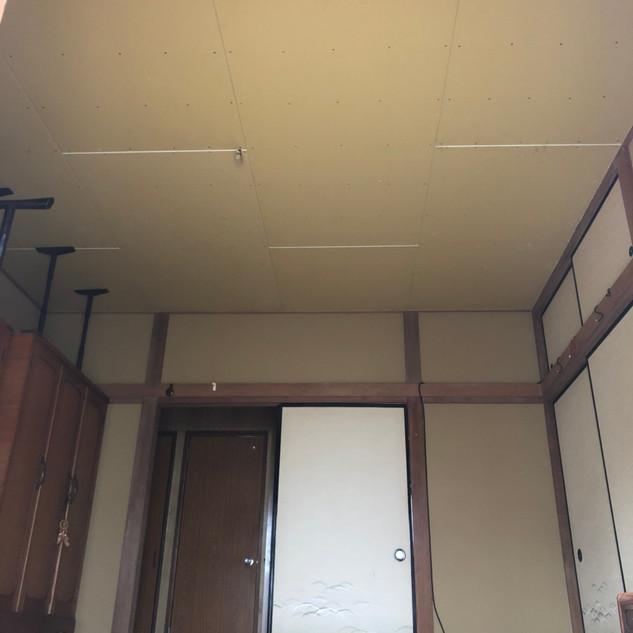 天井改修4