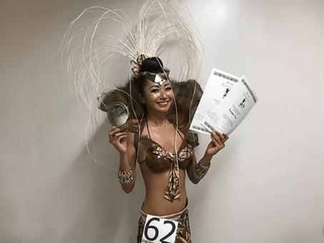 <衣装編>Ori Tahiti Solo Competition