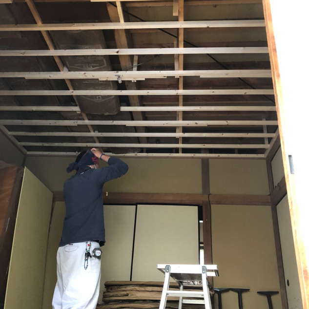 天井改修3