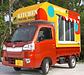 軽キャンピングカートラベルハウスキッチンカー