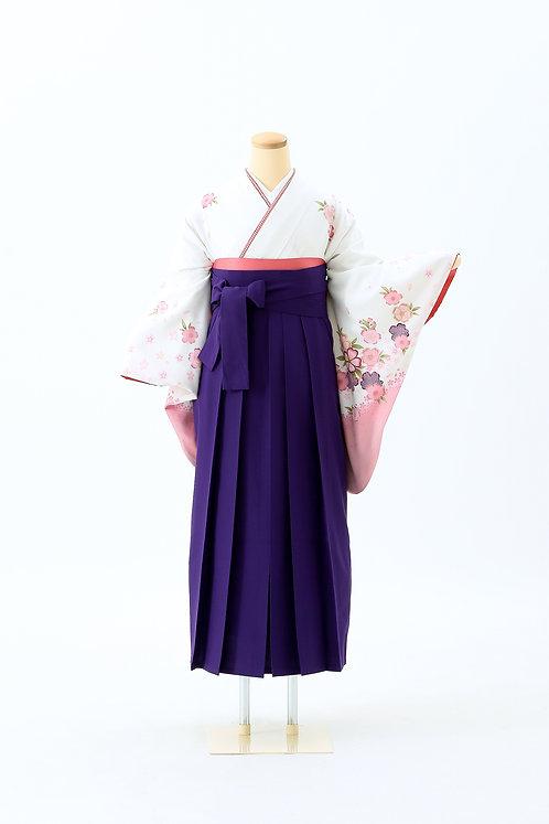花と紫袴 SH-24