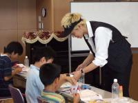 岡山県笠岡市にて「高尾晃市マジック教室」があります!