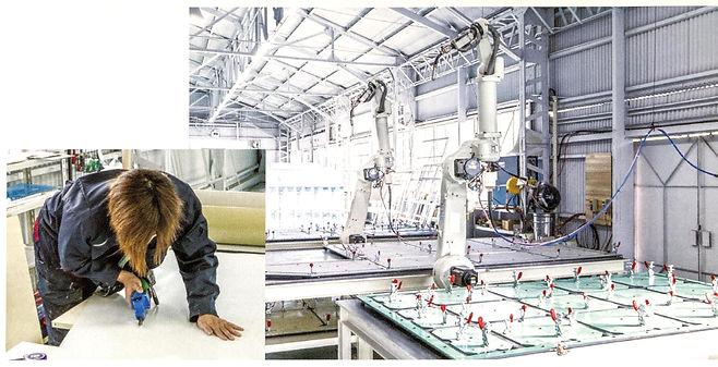 軽キャンピングカートラベルハウス工場