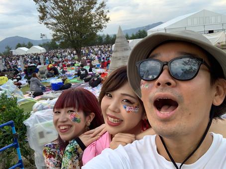 中津川solarbudokan☆2日目!