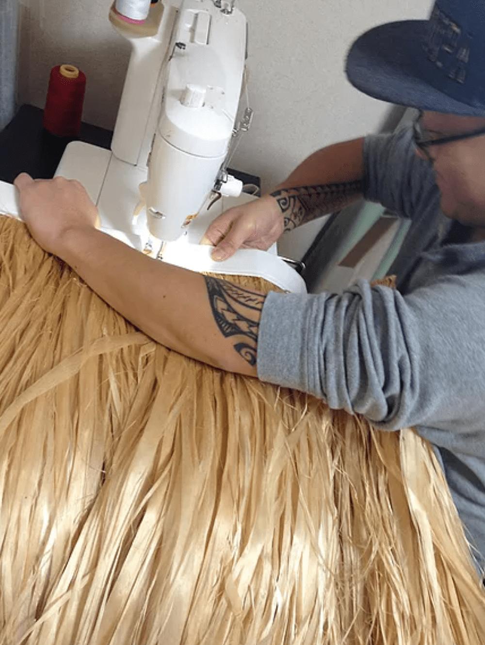 新宿・荻窪タヒチアンダンス タパイル衣装賞8