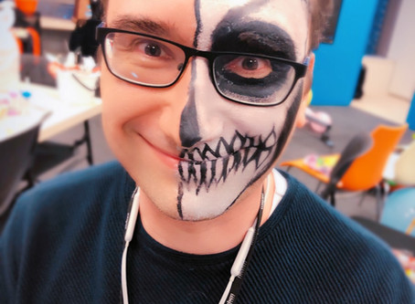 ついに! Halloween week!!