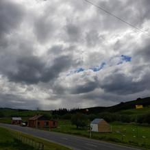 Angry sky - pic by Nicky Steel, Nov 2018
