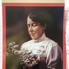 Chau Mong's wife, Mary Ann Mong Nee Nesbit