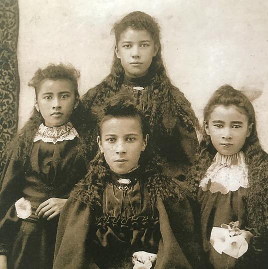Chau Mong's children