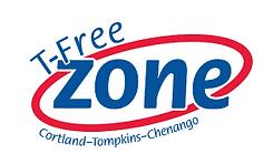 Tobacco Free Zone logo