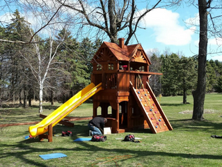 4 Questions to Ask Yourself When Buying A Playset
