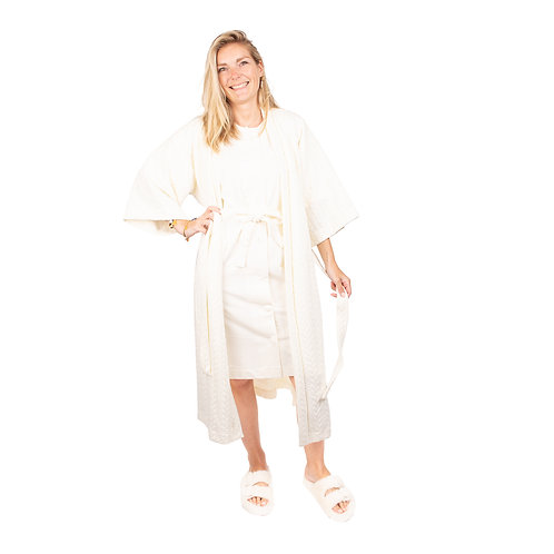 Kimono Off White