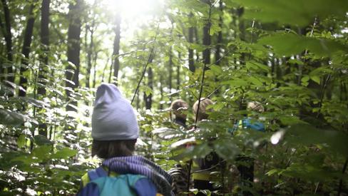 Waldkindergärten