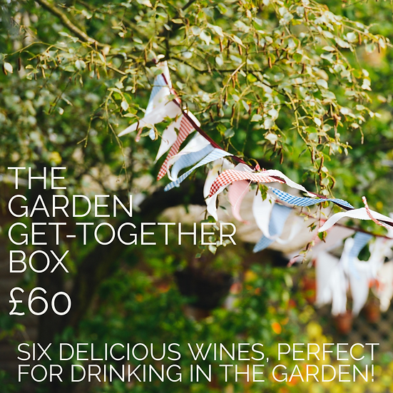The Garden Get-Together Box
