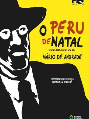 """""""Estão Todos Bem"""" e """"O Peru de Natal"""" - Kirk Jones e Mário de Andrade"""