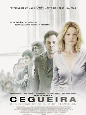 """""""Ensaio Sobre a Cegueira"""" e """"A Auto Estrada do Sul"""" - Fernando Meirelles e Júlio Cortázar ."""