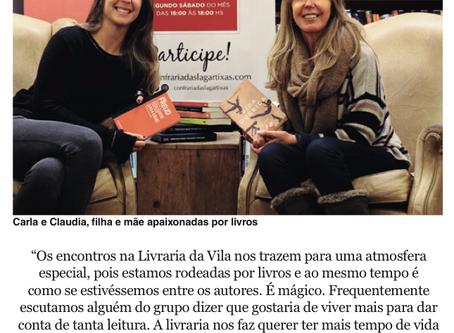 Confraria das Lagartixas em destaque na edição de julho da Revista Vila Cultural