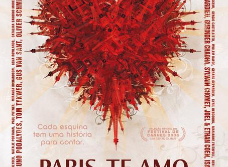 """""""Paris, Te Amo"""" e """"Fotografia, Poemas e Textos"""""""