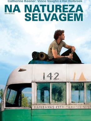 """Na Natureza Selvagem"" e ""A Fogueira"" -  Sean Penn  e Jack London."