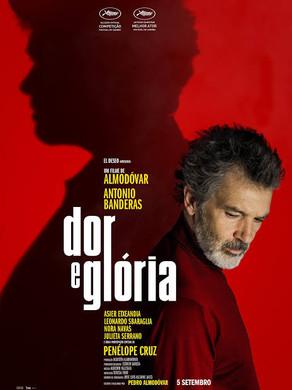 """""""Dor e Glória"""" e """"Líquens"""" -  Pedro Almodóvar e Alice Munro."""