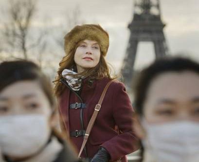 """CINEMA & LITERATURA: Marc Fitoussi e Nadine Gordimer em """"Um Amor em Paris"""" e """"O P"""