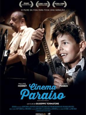 """""""Cinema Paradiso"""" e """"Nenhum Nenhuma"""" - Giuseppe Tornatore e Guimarães Rosa."""