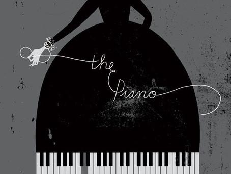 """CINEMA & LITERATURA: Jane Campion e Lygia Fagundes Telles em """"O Piano"""" e """"As Péro"""