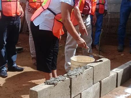 Inicia construcción de Cuartos Dormitorios en La Libertad