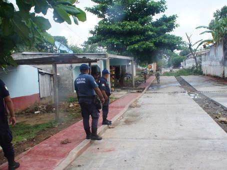Policía Municipal Refuerza la Seguridad con Vigilancia