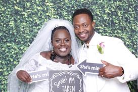 Ama & Mike's Wedding