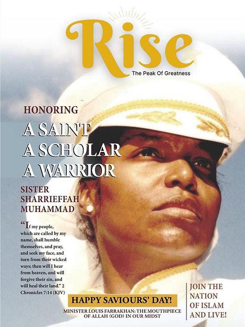 Rise Magazine February