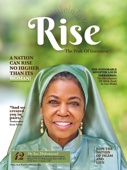 Rise Magazine (September Issue)