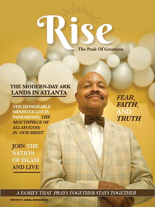 Rise Magazine 4th Issue