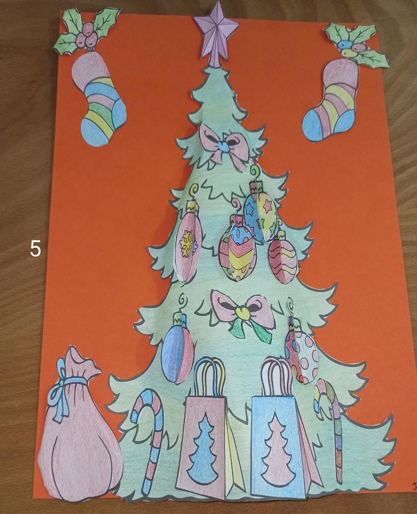 Concurso de Postales Navidad