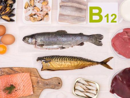 Déficit de Vitamina B12 y ácido fólico en personas mayores