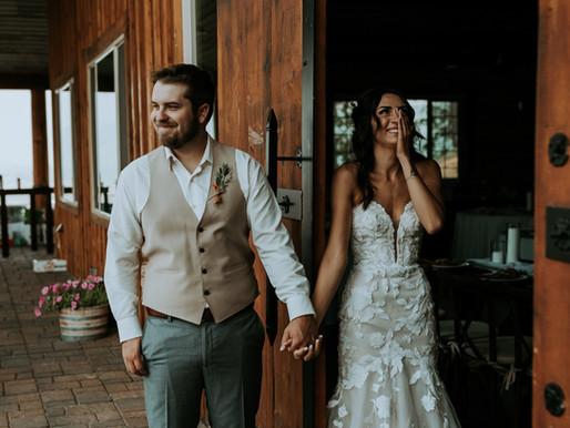 Summer Wedding at Country Barn B&B in Cataldo, Idaho
