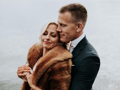 Harrison, ID Lakefront Wedding | Lake Coeur d'Alene CDA | Covid-19 Zoom Call Ceremony