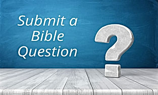 bible question Church of Christ