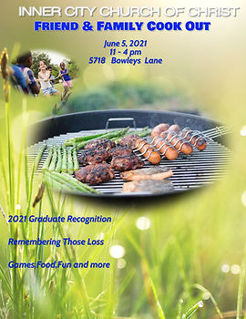 Copy of Chicken Barbeque Fundraiser Picn