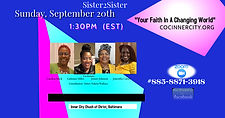 SisterSister Mack update Flyer - Made wi