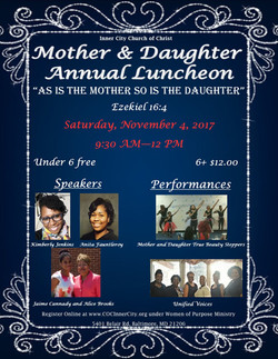 Mother Daughter 2017 new