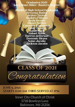 Copy of Graduation 2021