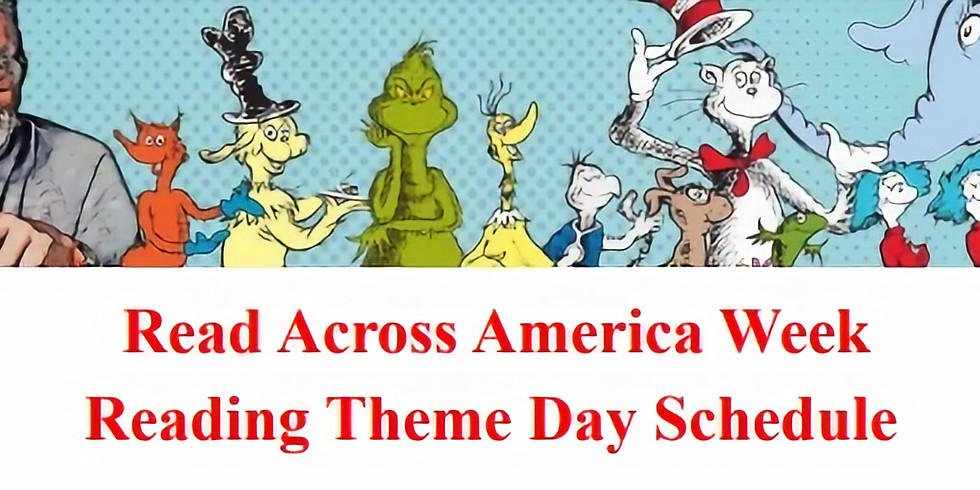 Read Across America Week Themes