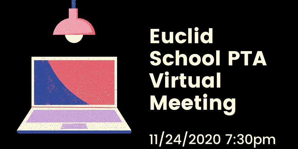 November Virtual PTA Meeting