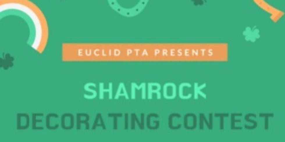 Shamrock Decorating Contest