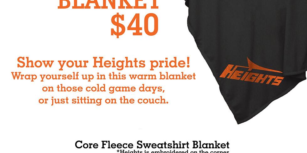 Heights Blanket Sale
