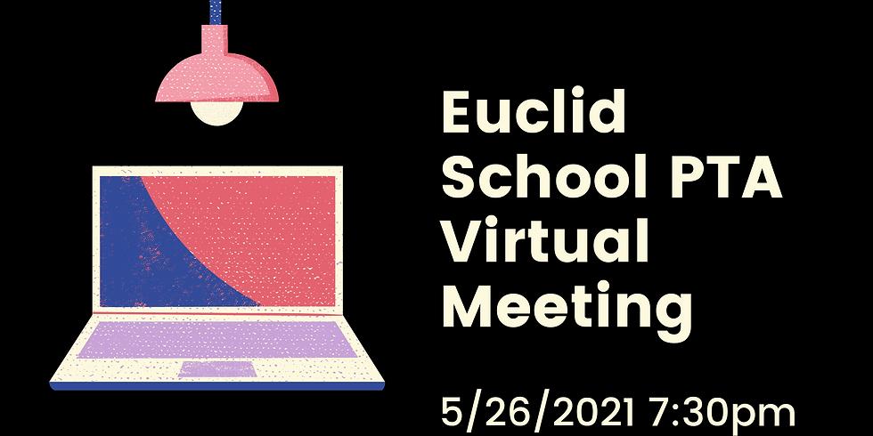May Virtual PTA Meeting