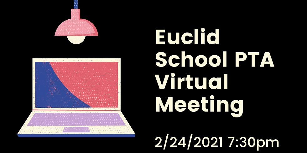 February Virtual PTA Meeting